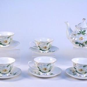 DSC_2337.jpg 骨瓷一壺五杯五碟咖啡組-白山茶 GA1050-2